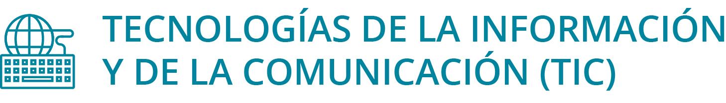 Proyectos de investigación de Tecnologías de la Información y de la Comunicación (TIC)